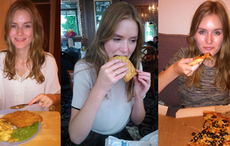 1週間ファストフードだけを食べ続けた女性。7日後に驚くべき異変が!