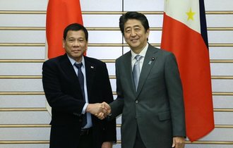 なぜ安倍総理はフィリピンのドゥテルテ大統領を責めなかったか?
