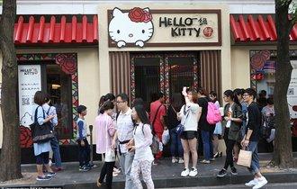 「ハローキティ」がアジアで今なお根強い人気を誇るワケ