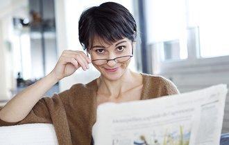 ストップ老眼。目の健康を保つ食材と1日20秒の簡単エクササイズ