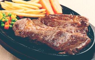 ステーキと添え物のポテト、本当に身体に悪いのはどちらか?