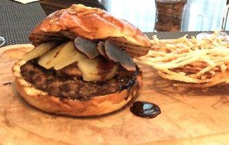 ハンバーガーを再び偉大に。ウワサの「トランプバーガー」食レポ