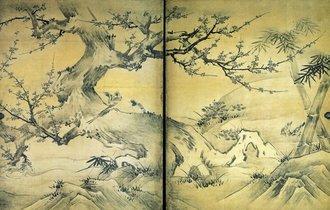 二度目はない。京都で限定公開中、千利休と狩野永徳「蜜月」の証