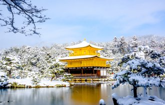 冬の京都は「美」が研ぎ澄まされる。寒空の古都で楽しむ和の世界