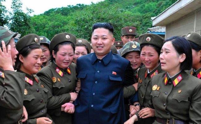 北朝鮮危機は回避されていた。犬...