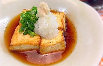 揚げない、焼くの。現役板前が教える「焼き出し豆腐」レシピ