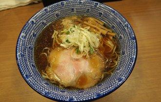 【笹塚・幡ヶ谷】ラーメン官僚が鴨の風味に目を細める、鴨だし醤油ラーメン【福丸】