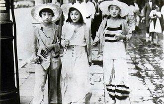 戦前の日本人女性のファッションが、今でもクールだと海外で話題