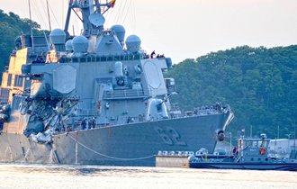 なぜ高性能レーダーを積んだイージス艦が、貨物船と衝突したのか?