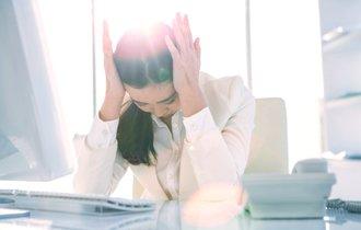 働く人に増えている「適応障害」。原因となる3つのパターンとは?