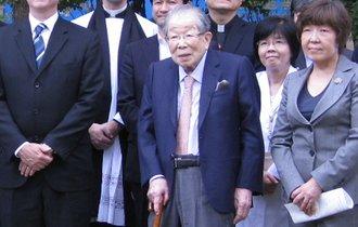 105歳で逝去、日野原重明先生を変えた「よど号ハイジャック事件」