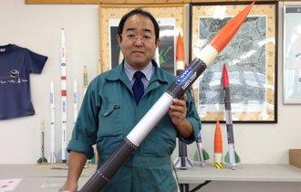 夢を諦めない。自腹でロケットを作った零細企業社長の奮闘記