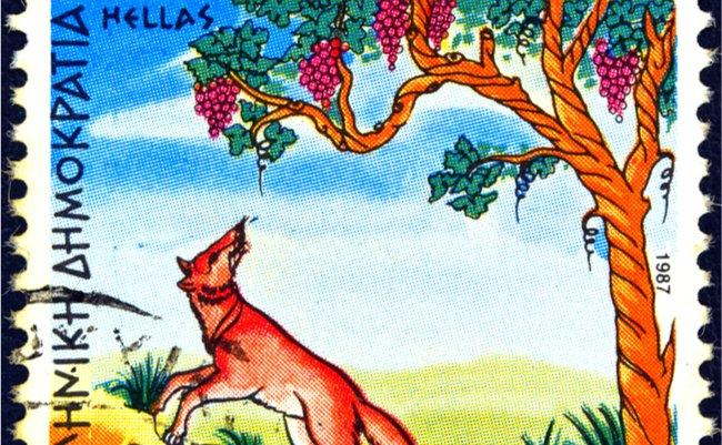 童話『すっぱい葡萄』のキツネは...