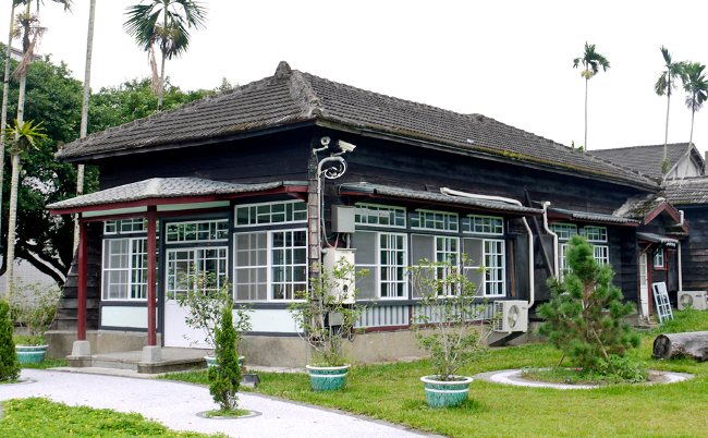 5 花蓮糖廠日本建築群