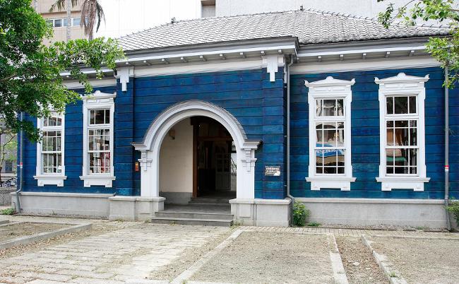 2 舊宜蘭監獄門廳