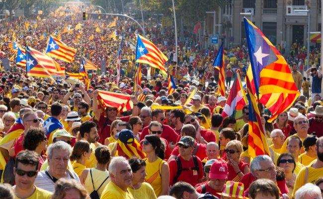 スペイン カタルーニャ 独立
