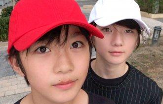 台湾に住む日本人の兄弟が「美少年すぎる」と世界中で話題に