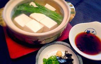ダシが決め手。高級な「京都の湯豆腐」を自宅で超お安く作る方法