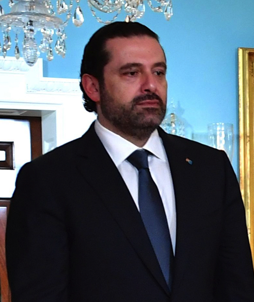 ハリリ首相 レバノン