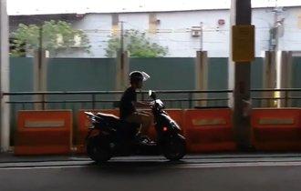 台湾のバイク試験場は皆バイクに乗って来る?台湾ビックリばなし
