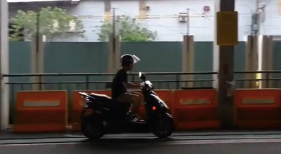 台湾 バイク