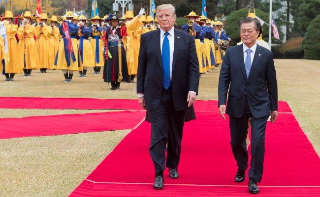 韓国のおもてなしにイラッ。米国が文在寅政権に突きつけた「制裁」