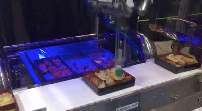 国際ロボット展 弁当 動画 ツイッター