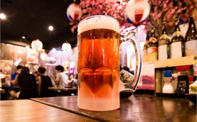 ビール 居酒屋 値上げ