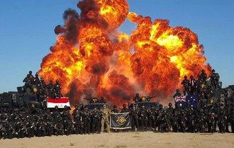 イラクの新しい対テロ部隊訓練コースの卒業写真がブッ飛んでいた!