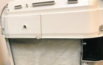 5年フィルター掃除してない空気清浄機を開けたら想像以上だった