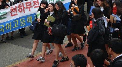 キムチパワー 韓国 受験戦争