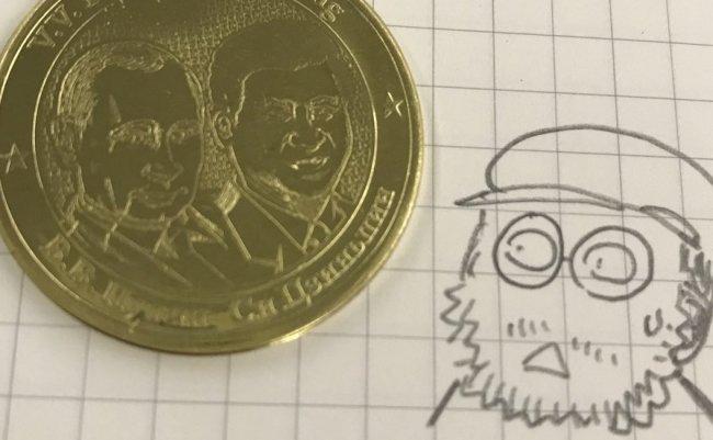 プーチン メダル 速水螺旋人