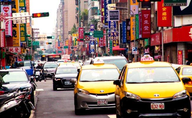 台湾 タクシー 親日 日本人 台湾人