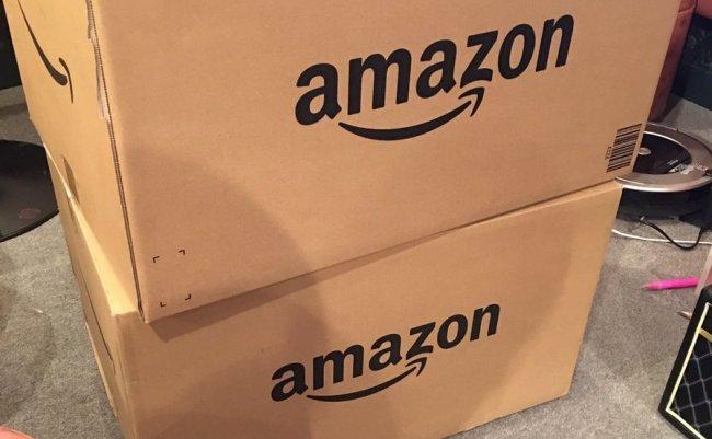 Amazon 梱包 過剰包装