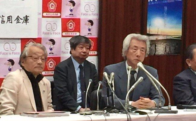 安倍政権vs小泉元首相。国民が迫...