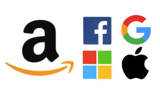AmazonやGoogleら世界を支配する米国5強が消費者を不幸にする