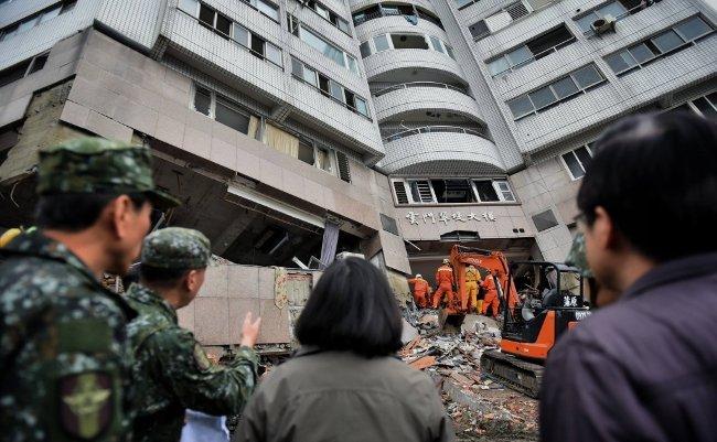 台湾地震で改めて浮き彫りになった「日台の絆」に中国が歯ぎしり