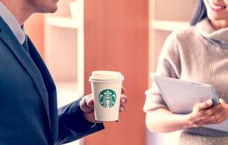 打倒ネスカフェ?スタバが「オフィスコーヒー」に目をつけたワケ