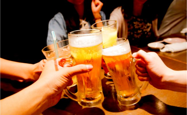 飲む前に頼む!現役医師おすすめ「二日酔い」を予防する食べ物は