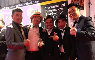 制作配給、俺。リーマンの自主映画が国際映画祭で受賞の快挙!