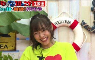 SKE48須田亜香里、パンストを被り体張る! フジモン絶賛