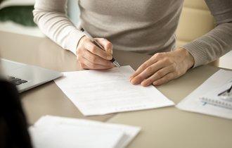 5分の手続きで、1年間も国民年金の保険料が全額免除になるケース