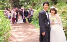 また撮ってもいいかも。じわじわ来るちょっと変わった「結婚写真」