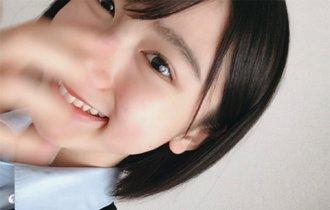 """話題の美少女・池間夏海、可愛い""""ホクロピース""""公開!"""