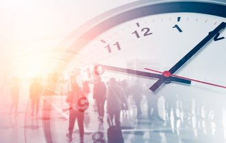 「時間は物と同じく存在する」を意識すれば、富と成功は手に入る