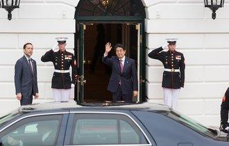 スタンプラリー外交を止めろ。日本のため安倍首相が今すべきこと