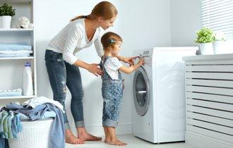 ひと休みしたいママ必見。洗濯ものを干すときに楽できる裏ワザ
