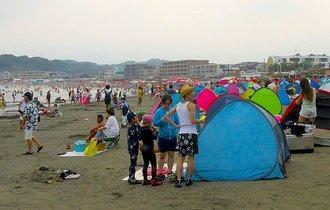 日本の「海水浴離れ」が深刻化。それでも湘南・三浦が賑わう理由