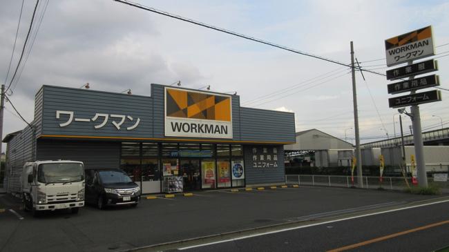 従来のワークマン店舗