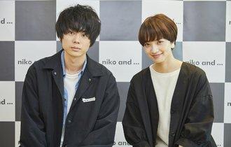 小松菜奈の「F難しいですよね」に菅田将暉が共感。新CM公開インタビュー